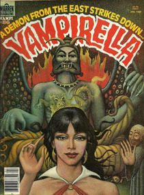 Vampirella Nº 86 Em Inglês