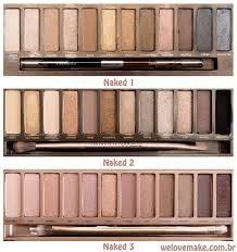 Paleta Sombra Naked 123 12 Cores Profissiona Frete Gratis