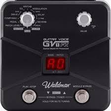 Pedaleira Waldman Guitarra Guitar Voice Gv 1fx Equipo Nfe