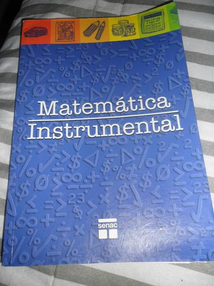Matemática Instrumental Senac Joana Botini E Renato Barraca