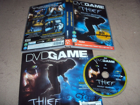 Thief Deadly Shadows Jogo Para Computador Pc
