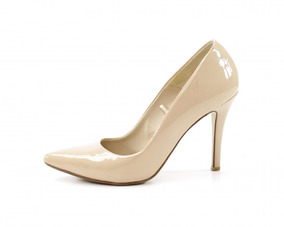Zapatos Color Nude Trafaluc By Zara