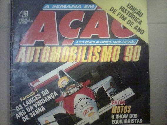 Revista Ação N°19 - Edição Histórica De Fim De Ano