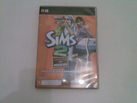 The Sims 2 Aberto Para Negocios 2007