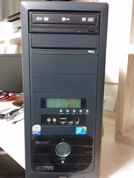 Cpu Intel Core 2 Duo 4gb Hd 500gb,