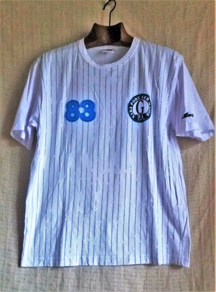 Camiseta Camisa Grêmio Masculina Manga Curta