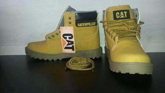 Bota Caterpillar, 3 Meses De Garantia. Queima De Estoque!