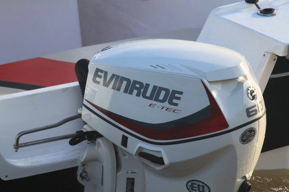 Motor Nautico Fuera De Borda Evinrude E-tec De 60 Hp 2020