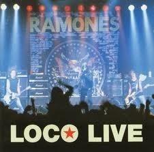 Ramones Loco Live Cd Clasico Punk!