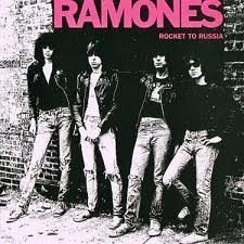 Ramones Rocket To Russia Cd Clasico Punk!