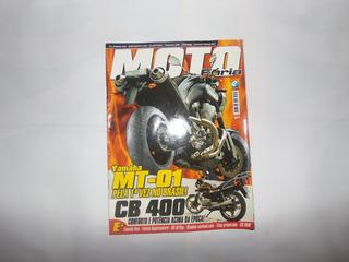 Revista Moto Furia , Em Ótimo Estado