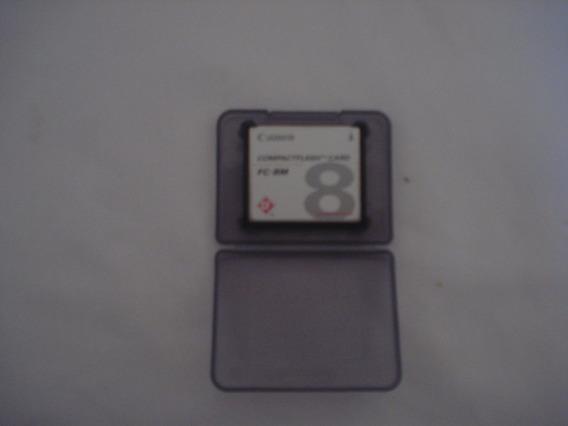 Canon Compactflash Card Fc-8m