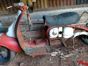 Sucata Lambretta Li 63 Poaparts