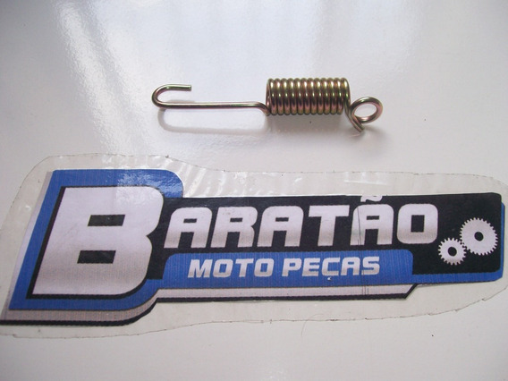 Mola Do Cavalete Lateral Pedal Descanso Honda Cb 400 450