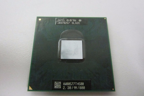 Processador Notebook Intel Pentium T4500 - 2.3ghz/1m/800mhz