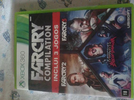 Farcry Compilation Incrui 3 Jogos Novo