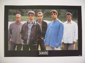 Poster Banda Grupo Oasis Liam Noel Gallagher Importado 1