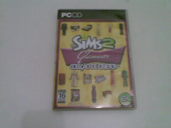 The Sims 2 Glamour Coleçao Objetos 2006