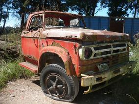 Dodge Dp600 (falta Toda La Mecanica Papeles Al Dia)