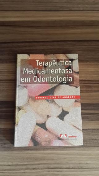 Livro De Medicação Em Odontologia
