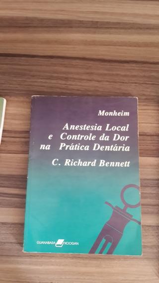 Livro De Anestesia Em Odonto