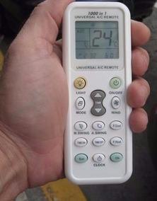 Controle Compatível Com Ar Condicionado Split Tcl