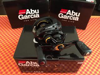 Carretilha Abu Garcia Pro Max3 Esquerda Ou Direita