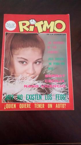 Revista Ritmo N° 266 - Maiten Montenegro Foto Vip N°16-(395