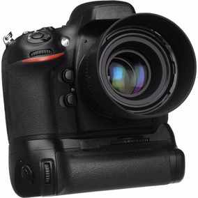 Grip P/ Nikon D3100 D3200 D3300 Para Duas Baterias En-el14