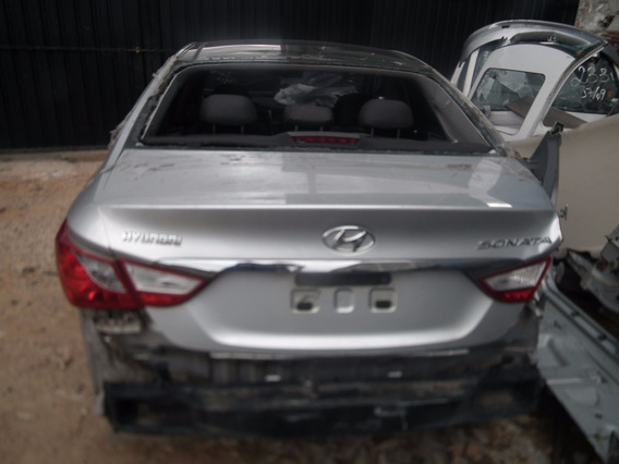 Sucata Hyundai Sonata 2.4 Motor Câmbio Acessórios