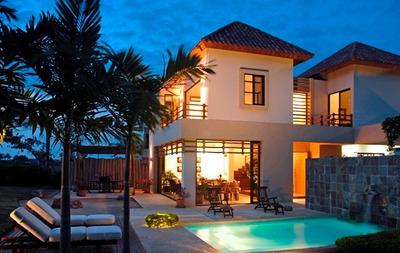 Villa Preciosa Piscina 2 Niveles 230 M2 3h 3.5b Vistaalcampo