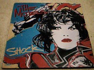 Disco Lp The Motels - Shock - Banda De Los 80