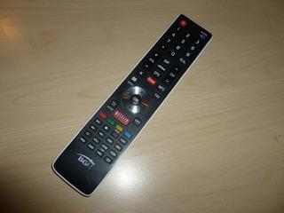 Control Remoto Tv Led Bgh Ble3214rt Original Usado, Funciona