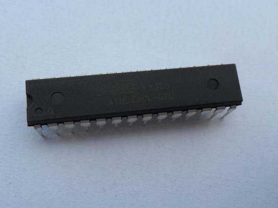 Microcontrolador Atmel Avr Atmega8l-8pu Atmega8