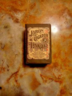 Jabon Antiguo Tinkal Sin Uso
