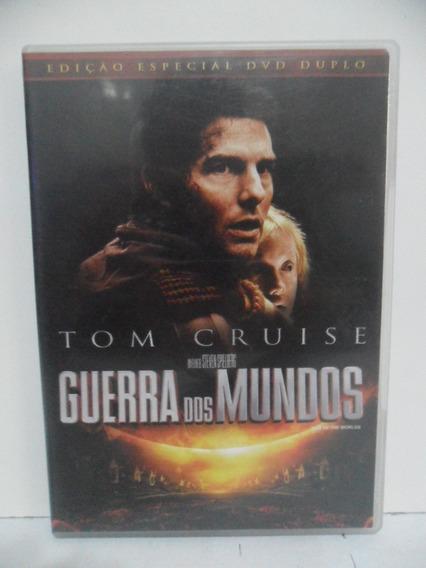 Dvd Duplo - Filme - Guerra Dos Mundos - Edição Especial