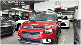 Citroen New C3 Shine 1.2 Pure Tech Y Feel 0km - Amaya Garage