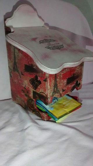 Caja Porta Jugos
