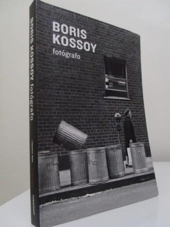 Livro - Boris Kossoy Fotógrafo - Fotografia, Novo!