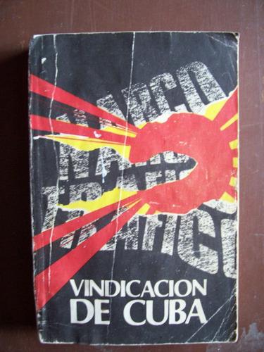 Vindicación De Cuba-1a.ed-1989-narcotráfico-edi-política-pm0