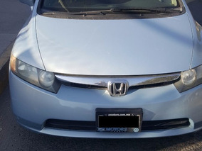 Honda Civic 2006 Cvt Ex Hibrido +glp*