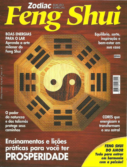 Revista Zodiac Especial Nº01 - Feng Shui