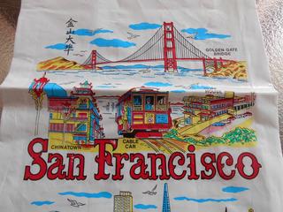Sacola San Francisco