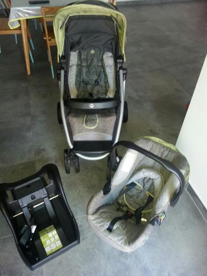 Cochecito Huevo Y Base Para El Auto Safety 1st Importado