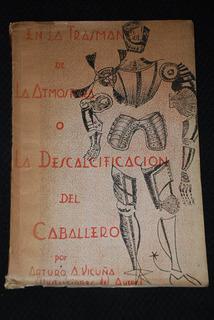 Alcayaga Vicuña Primer Grito Universal Aguileño 1948 Firmado