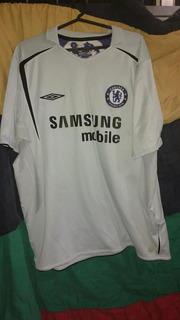 Camisa Chelsea 2005 - Tamanho M