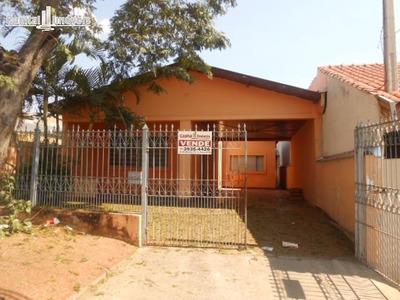 Casa Residencial Em Indaiatuba - Sp, Jardim Morada Do Sol - Ca01282