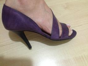 Sandalia Salto Fino
