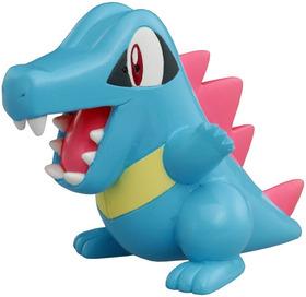 Pokemon Trainer Choice - Mini Totodile - Tomy