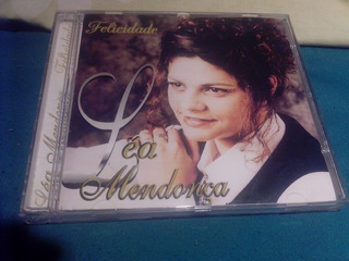 Cd Léa Mendonça - Felicidade - Novo